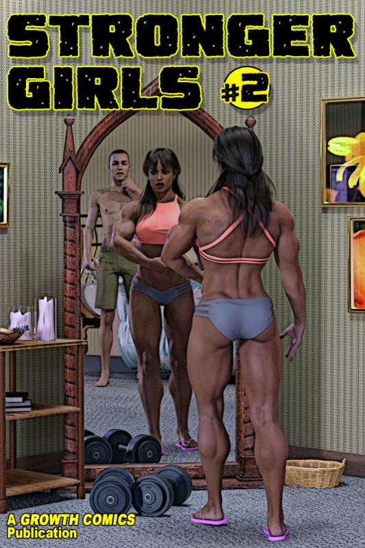 Stronger Girls #2