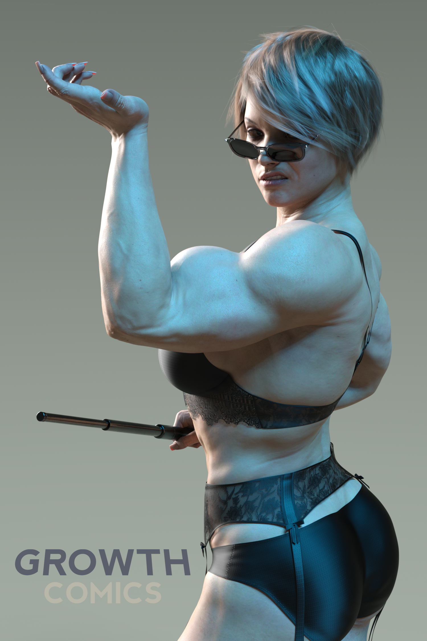 muscle-domme