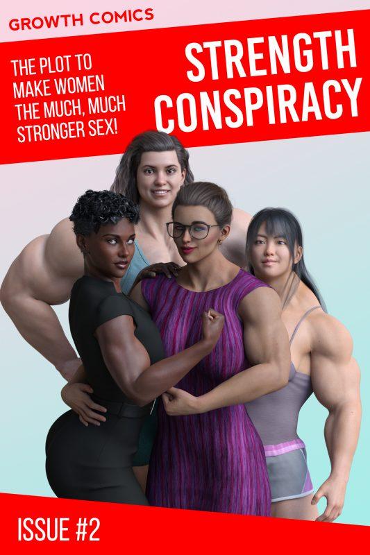 Strength Conspiracy #2